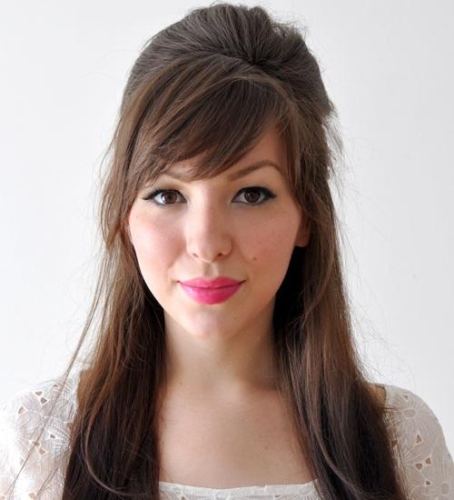 5957712081 e28c771621 b Những kiểu búi tóc đơn giản mà đẹp cho các bạn gái.