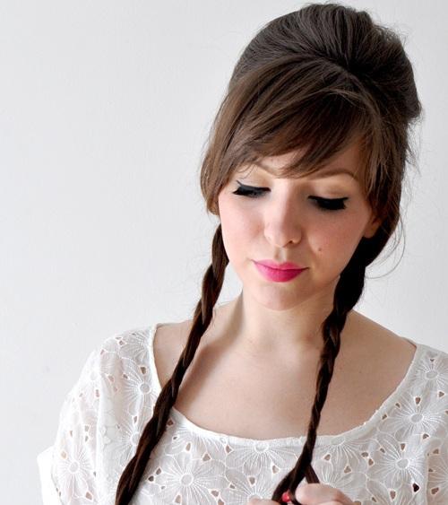 5957712381 cdda06c6ed b Những kiểu búi tóc đơn giản mà đẹp cho các bạn gái.