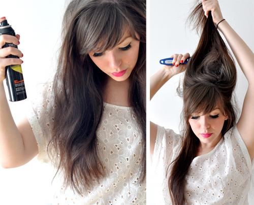 5958272540 bcc9ba549f Những kiểu búi tóc đơn giản mà đẹp cho các bạn gái.