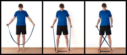 patellar tendonitis exercise x band walk setup Cách làm cho mông to ra đơn giản bằng các bài tập