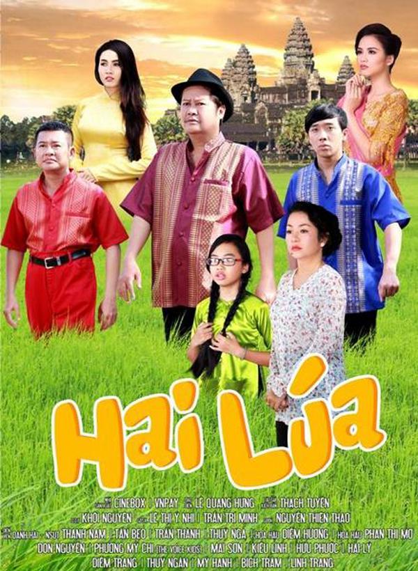 [Phim Việt Nam] Hai Lúa – Phim hài của bình dân