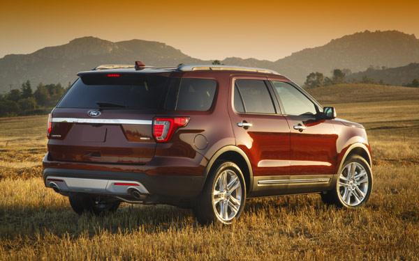 Mẫu SUV cỡ lớn Ford Explorer sẽ trình làng tại Việt Nam vào tháng 10 ư2