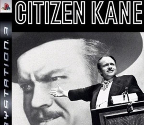 """... danh sách 10 phim Mỹ ưa thích nhất trước khi tổng hợp lại theo cách  tính điểm. Đứng đầu là bộ phim kinh điển """"Citizen Kane"""" của đạo diễn Orson  Welles."""