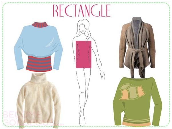 Những kiểu áo len giúp tôn dáng