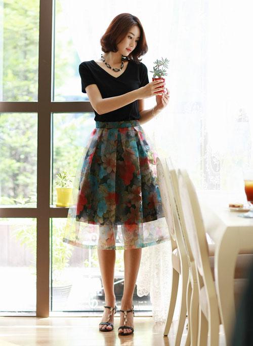 9 Kiểu Chân Váy Mọi Quý Cô Nên Có Tạp Chí đẹp