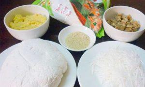 Tự làm bánh trôi, bánh chay cho Tết Hàn thực