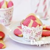 Nhâm nhi bánh quy bơ mứt dâu vừa thơm vừa giòn