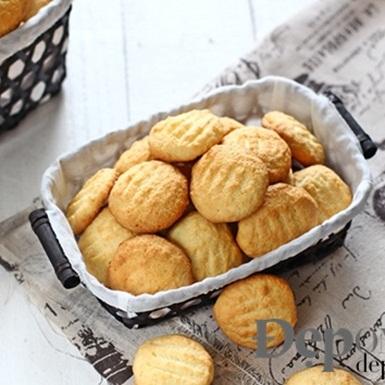 Cookies sầu riêng thơm lừng gian bếp