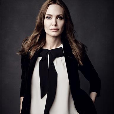 """Angelina Jolie viết thư hưởng ứng chiến dịch """"Chúng ta là chiến binh!"""" của Đẹp"""