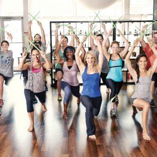 """4 môn fitness dance """"gây bão"""" năm 2015"""