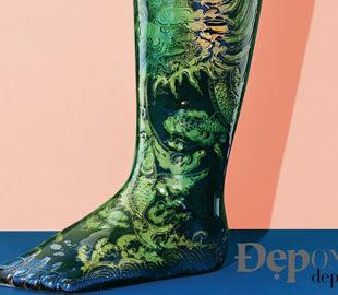 Nghệ nhân ưu tú Vũ Đức Thắng và chiếc chân gốm độc bản
