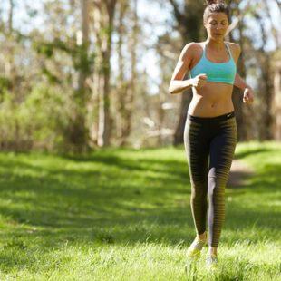 Lịch trình chạy và đi bộ trong 6 tuần để giảm cân hiệu quả