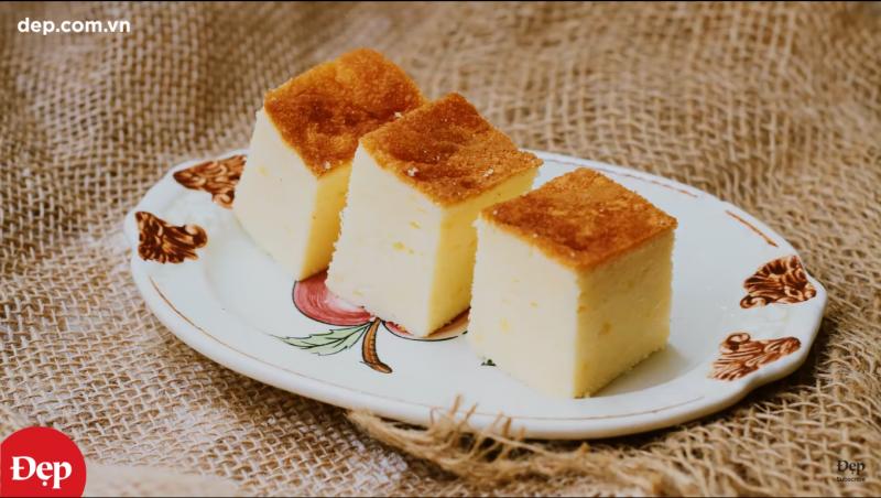 Công thức làm bánh bông lan cực chuẩn bằng nồi cơm điện