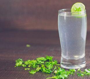 Chống tăng cân ngày Tết với 2 công thức nước uống sảng khoái