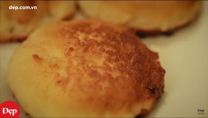 Bánh pancake vị phô mai Ricotta