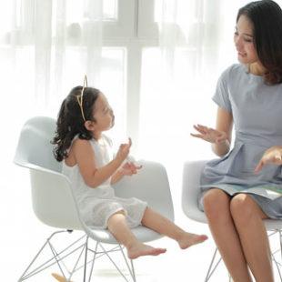 """Hoa hậu Hương Giang: """"Dạy con quy tắc càng sớm càng tốt"""""""