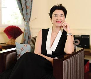 Bà Eva Nguyễn Bình – Phu nhân Đại sứ Cộng hòa Pháp: Tôi là cầu nối cho gia đình mình