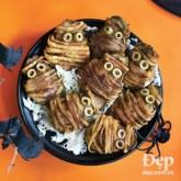 3 gợi ý thú vị cho một bàn tiệc đậm chất Halloween