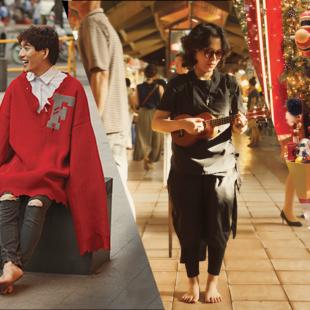 Cover Tháng Mười Hai + Feature Bộ hình Đôi chân trần mang những ước mơ