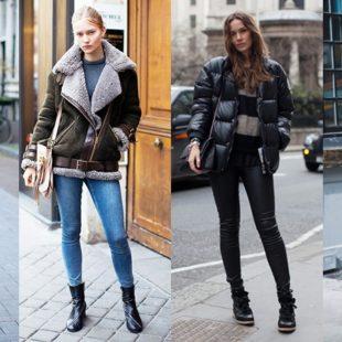 4 kiểu áo khoác cho mùa Lễ hội thêm ấm áp