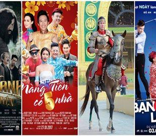 Điểm danh phim Việt mùa Tết 2017