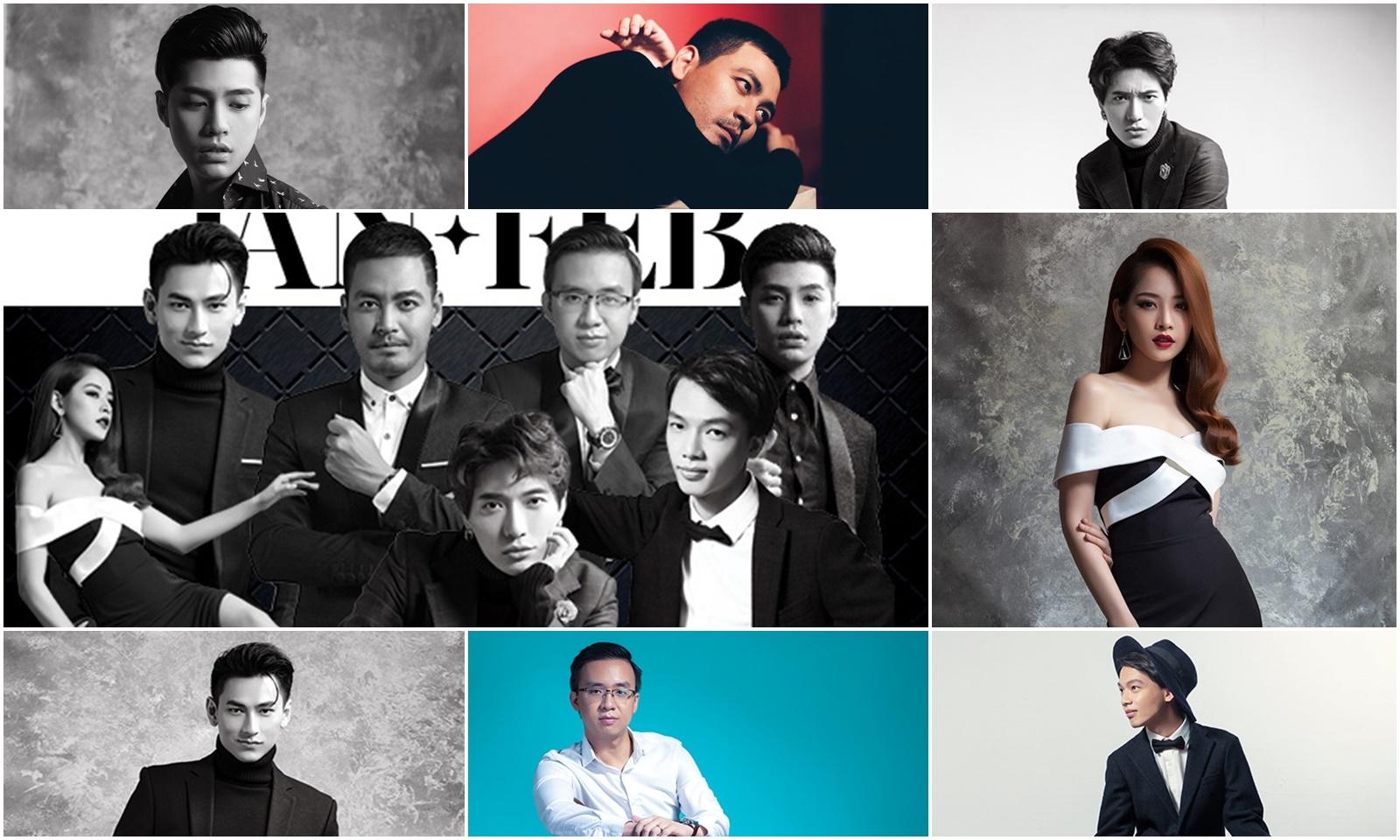 Các nhân vật được vinh danh tại Men Of The Year 2016