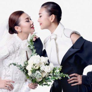 """Siêu mẫu Thanh Hằng: """"Khi yêu tôi không ghen, vì ghen đồng nghĩa với hết yêu"""""""