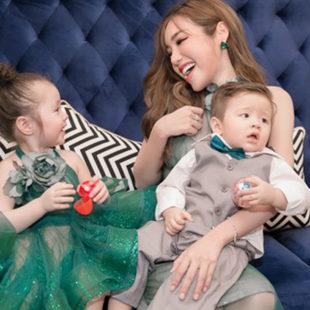 Elly Trần ra mắt thương hiệu thời trang dành cho mẹ và bé