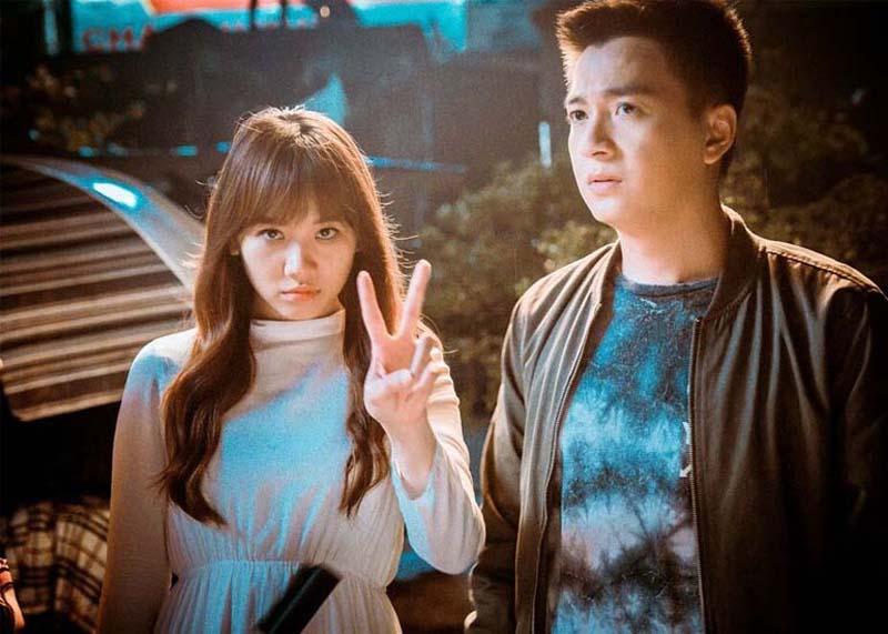 """Hari Won và Ngô Kiến Huy vào vai hai nhân vật chính trong phim """"49 ngày""""  phần 2"""
