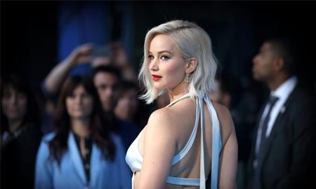 Jennifer Lawrence – Minh tinh bảo chứng phòng thu của Hollywood