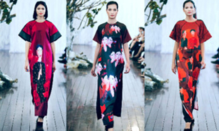 Adrian Anh Tuấn khai mùa thời trang Việt 2017 tại Hà Nội