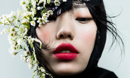 Hee Jung Park – siêu mẫu hàng đầu Hàn Quốc trở thành nàng thơ của NTK Phương My
