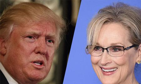 Bài phát biểu gây chấn động của Meryl Streep tại lễ trao giải Quả cầu vàng 2017