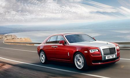 Hơn 4.000 chiếc xe siêu sang Rolls-Royce đã được bán trong năm 2016