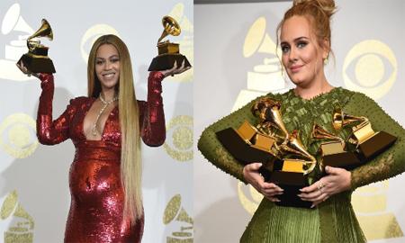 Adele – Beyoncé: Có những điều quan trọng hơn giải Grammy