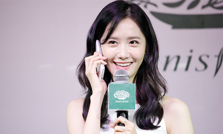 Yoona (SNSD) xinh lung linh trong sự kiện Innisfree Festa tại Việt Nam
