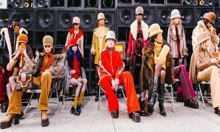 Điểm nhấn ở Tuần lễ thời trang New York Thu Đông 2017