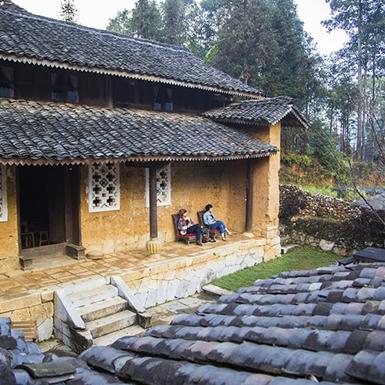 """""""Mục sở thị"""" 3 homestay đẹp nhất ở Hà Giang"""