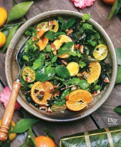 """10 món salad tươi mát """"giải nhiệt"""" mùa hè"""