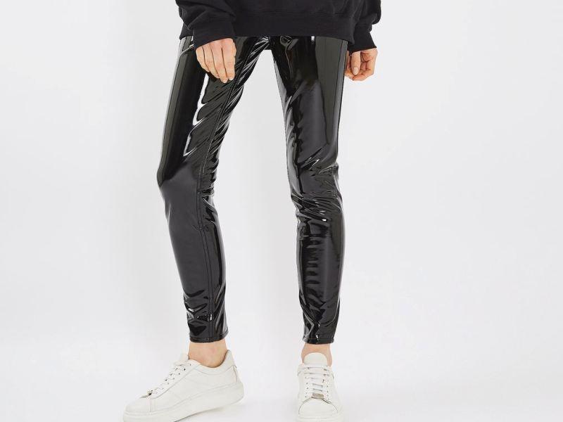 Gợi ý từ Đẹp Online: Topshop Petite Vinyl Jamie Jeans