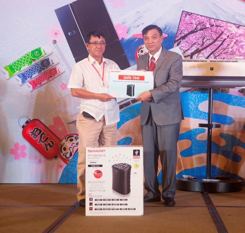 Sharp ra mắt những sản phẩm mới cho năm 2017