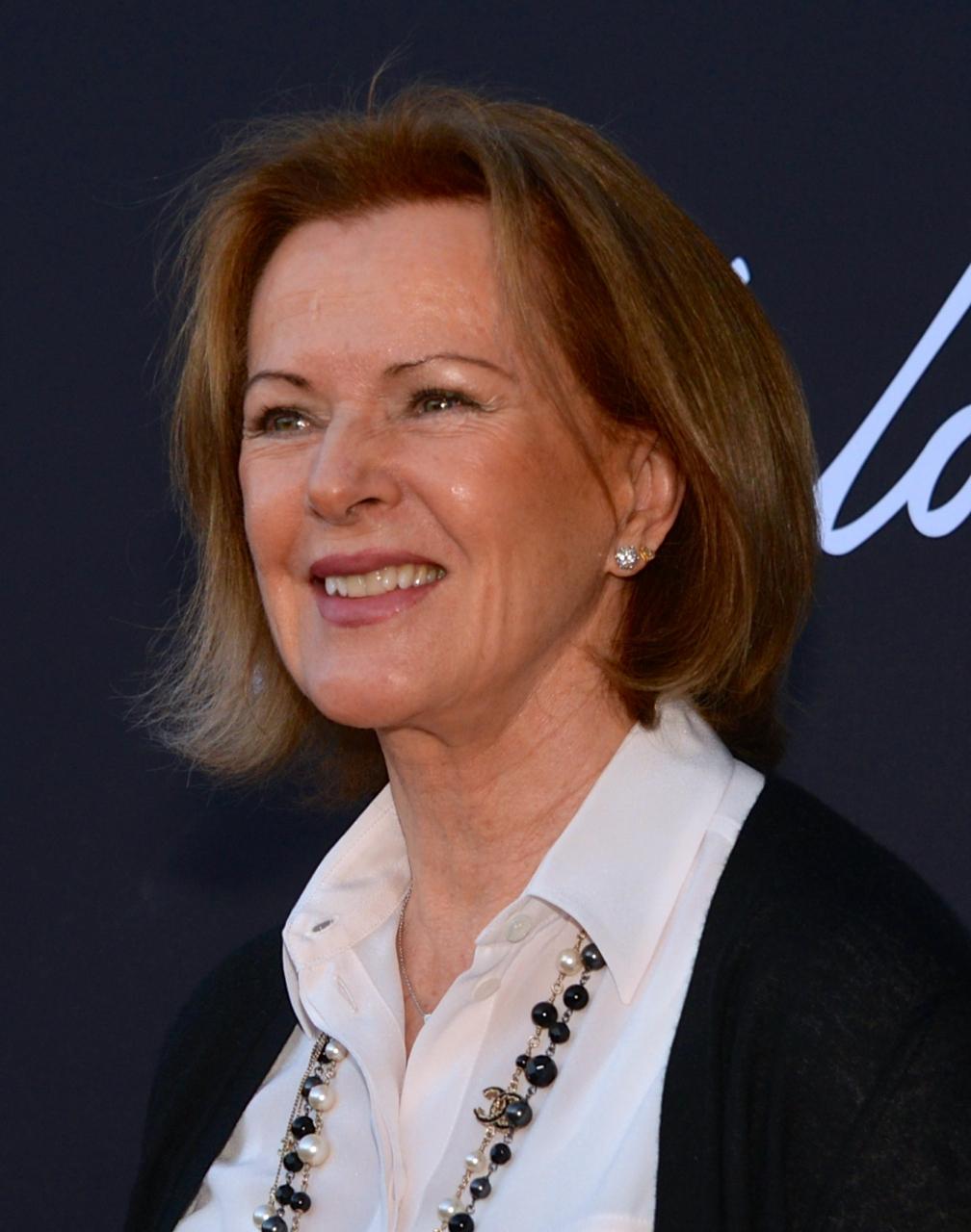 Anni-Frid Lyngstad in May 2013