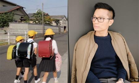 Ca sĩ Hải Triều: Người Nhật luôn nói rằng, nước Nhật không an toàn và có ý thức phòng vệ rất cao