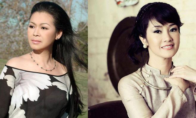 Khánh Ly – Hồng Nhung cùng hát tưởng nhớ ngày giỗ Trịnh