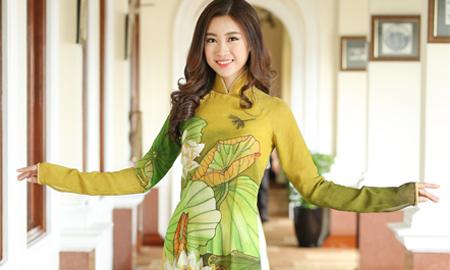 Hoa hậu Đỗ Mỹ Linh đồng hành cùng Festival Đờn ca tài tử quốc gia lần II
