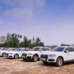 Audi Việt Nam tập huấn cho 600 lái xe APEC 2017