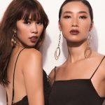 """Hà Anh và Trang Khiếu cá tính trong bộ hình thời trang """"khẳng định nữ quyền"""""""