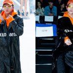 Sơn Tùng tiếp tục gây chú ý với style lạ mắt tại Hàn Quốc