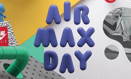 Nike tổ chức sự kiện nhân kỷ niệm 30 năm ra đời công nghệ Air Max