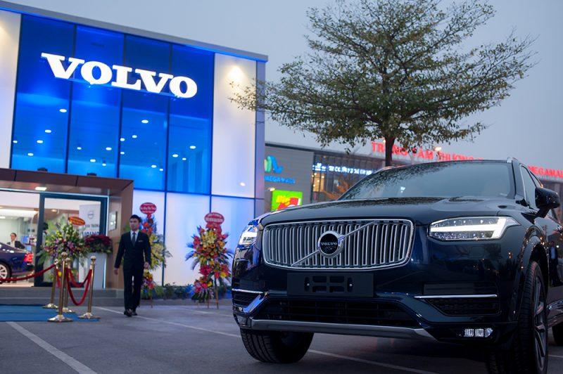 Khách hàng tại Hà Nội đã có thể mua xe Volvo chính hãng